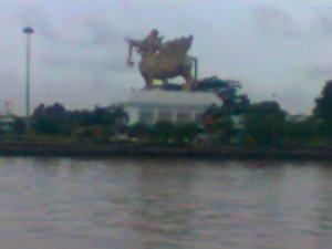 Patung Lembuswana Tenggarong