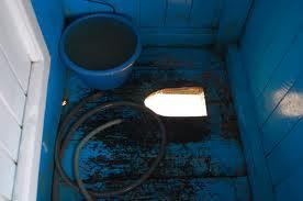 Toilet Langsung Nyemplung :D