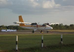 Pesawat Banjarmasin - Tanjung