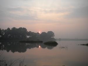 Sunrise Di Cibeureum