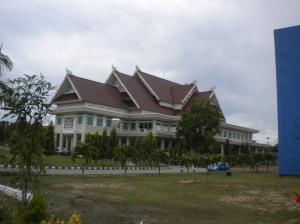 Kantor DPRD Sengatta