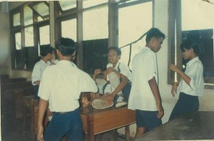 Ilustrasi Ketika SMP