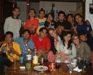 Teman-teman Kost Di Bandung :D