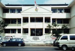 Unpas Teknik - Kampus II Jl. Lengkong Besar