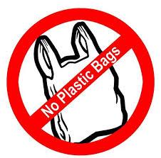 Jangan Pakai Kantong Plastik