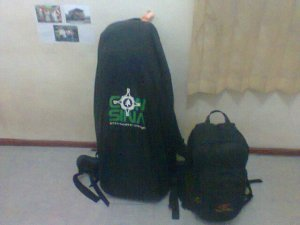 Packing Tas Carrier