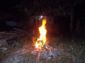 Api Unggun - Koleksi Pribadi