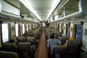 Cabin Eksekutif Argo Bromo Anggrek