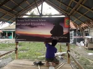 Banner Bersih Kampung