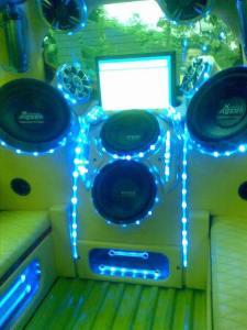 Sound systemnya