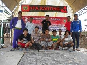 Bersama KPA RANTING